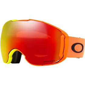 Oakley Airbrake XL goggles oranje/rood